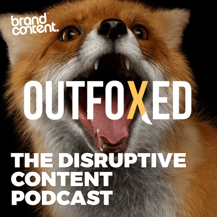 Outfoxed Podcast Cover Art